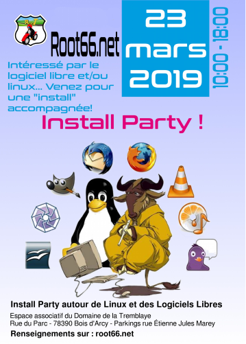 Install-party fev 2018 root66